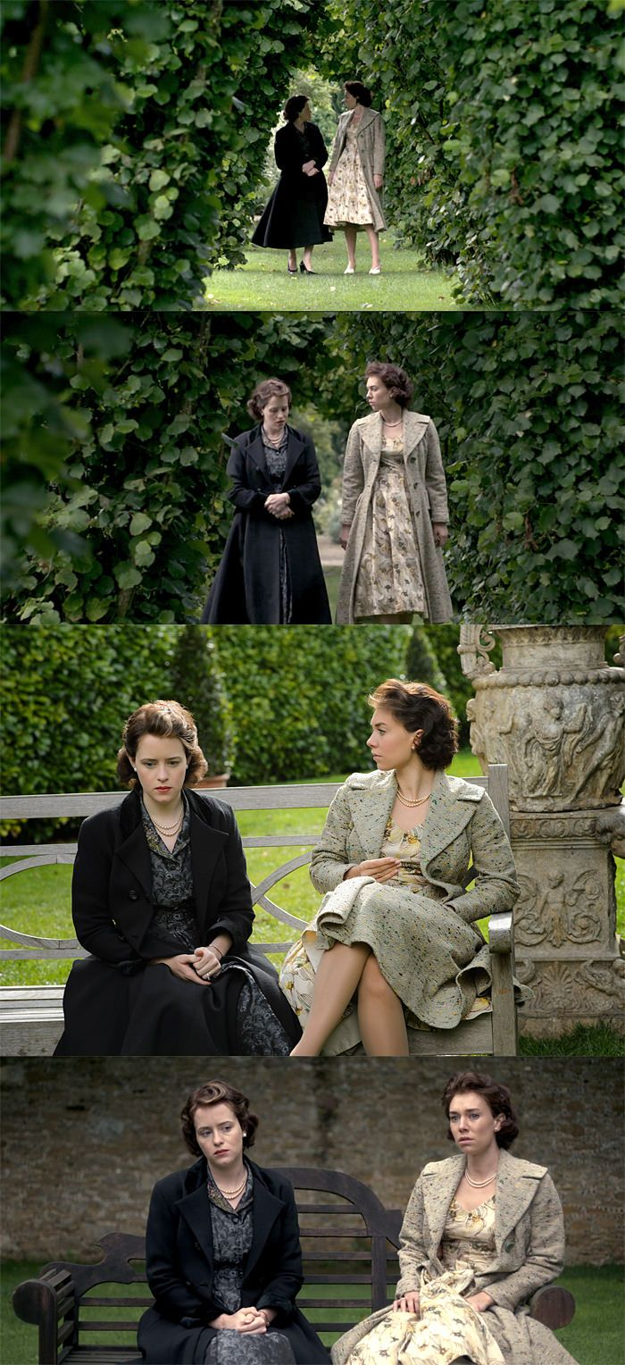 The Crown Style Season 1 Episode 6 Gelignite Netflix Costumes Analysis Tom Lorenzo Site 11 The Crown The Crown Season The Crown Elizabeth