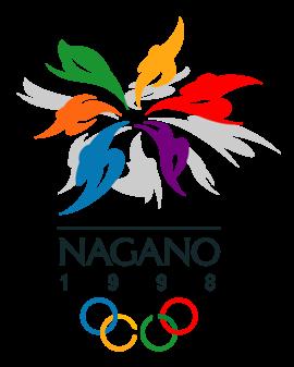 Nagano 1998 Logopedia The Logo And Branding Site Olympische Spelen Poster Spel