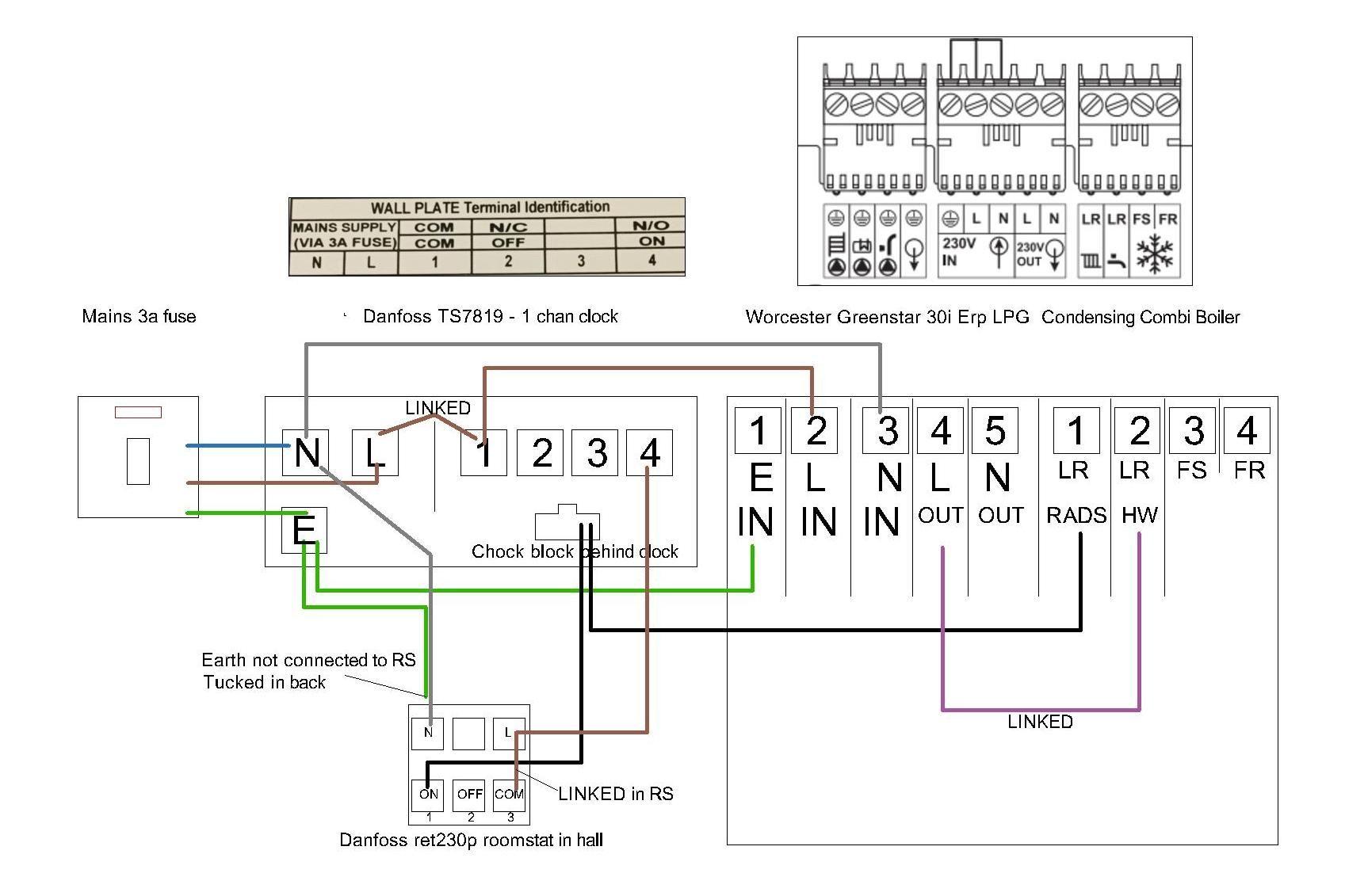 Boiler Diagram Dolgular Com Best Of Worcester Bosch Wiring