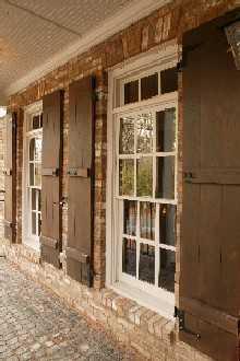 dies** would love shutters like these