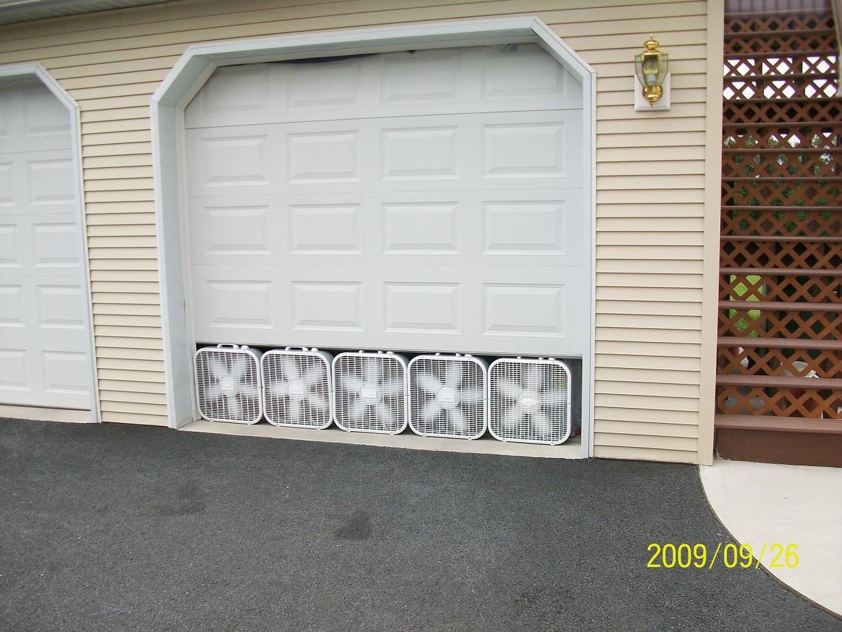 Image of Garage Paint Booth Ventilation Diesel autobody