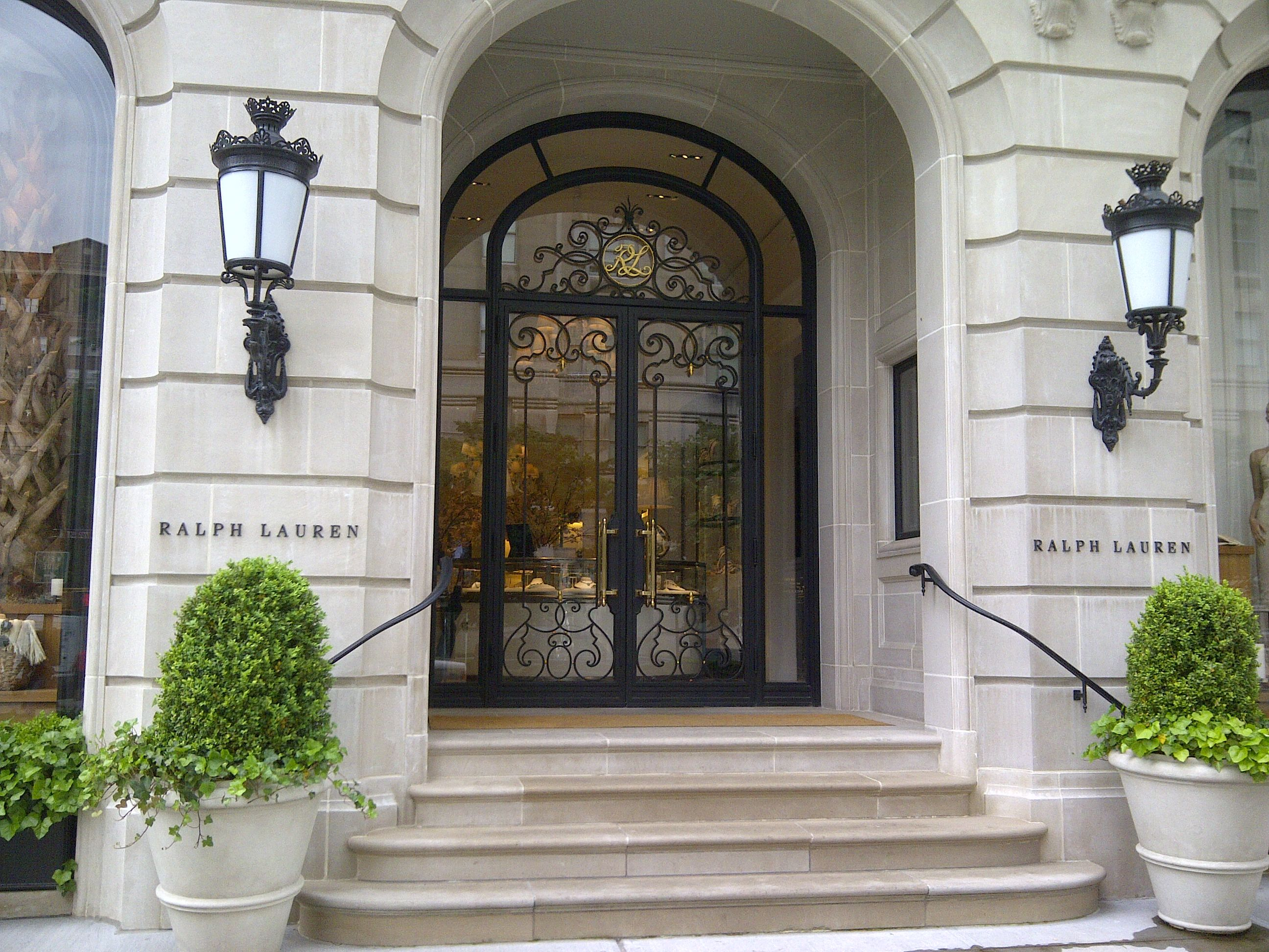 Ralph lauren flagship store new york city rivercroft for Ralph lauren flagship store nyc