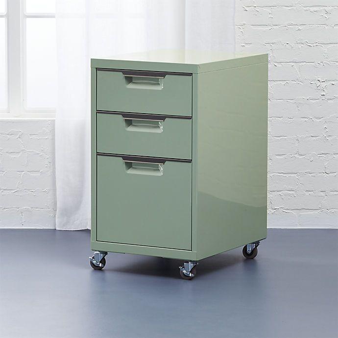 Tps White 3 Drawer Filing Cabinet Cb2 In 2020 Filing Cabinet Drawer Filing Cabinet Office Furniture Modern