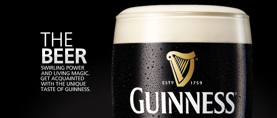 my loved one..Guinness
