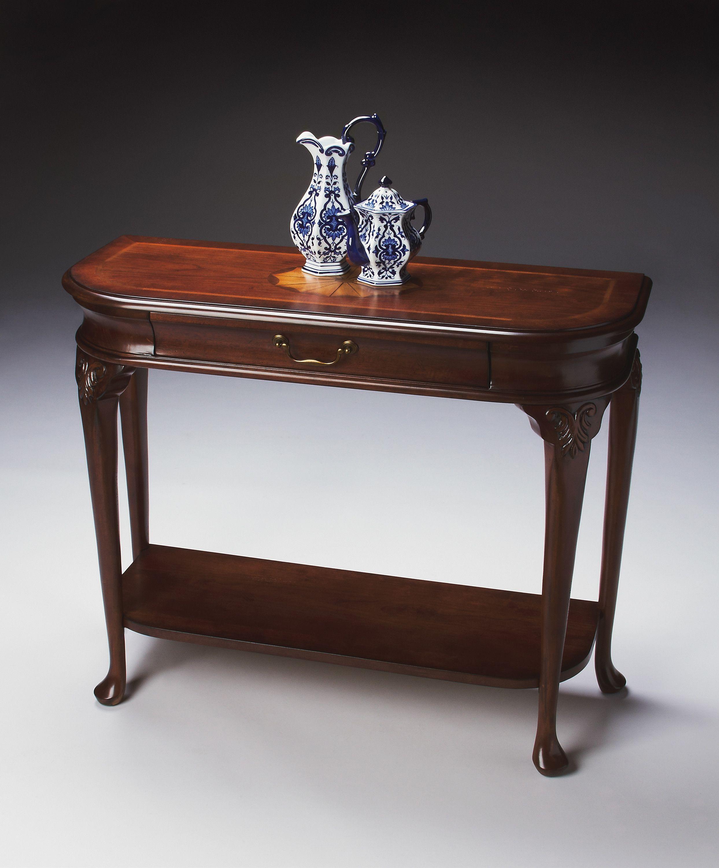 cherry sofa table. Ridgeland Plantation Cherry Console Table By Butler Specialty Company 2110024 Sofa