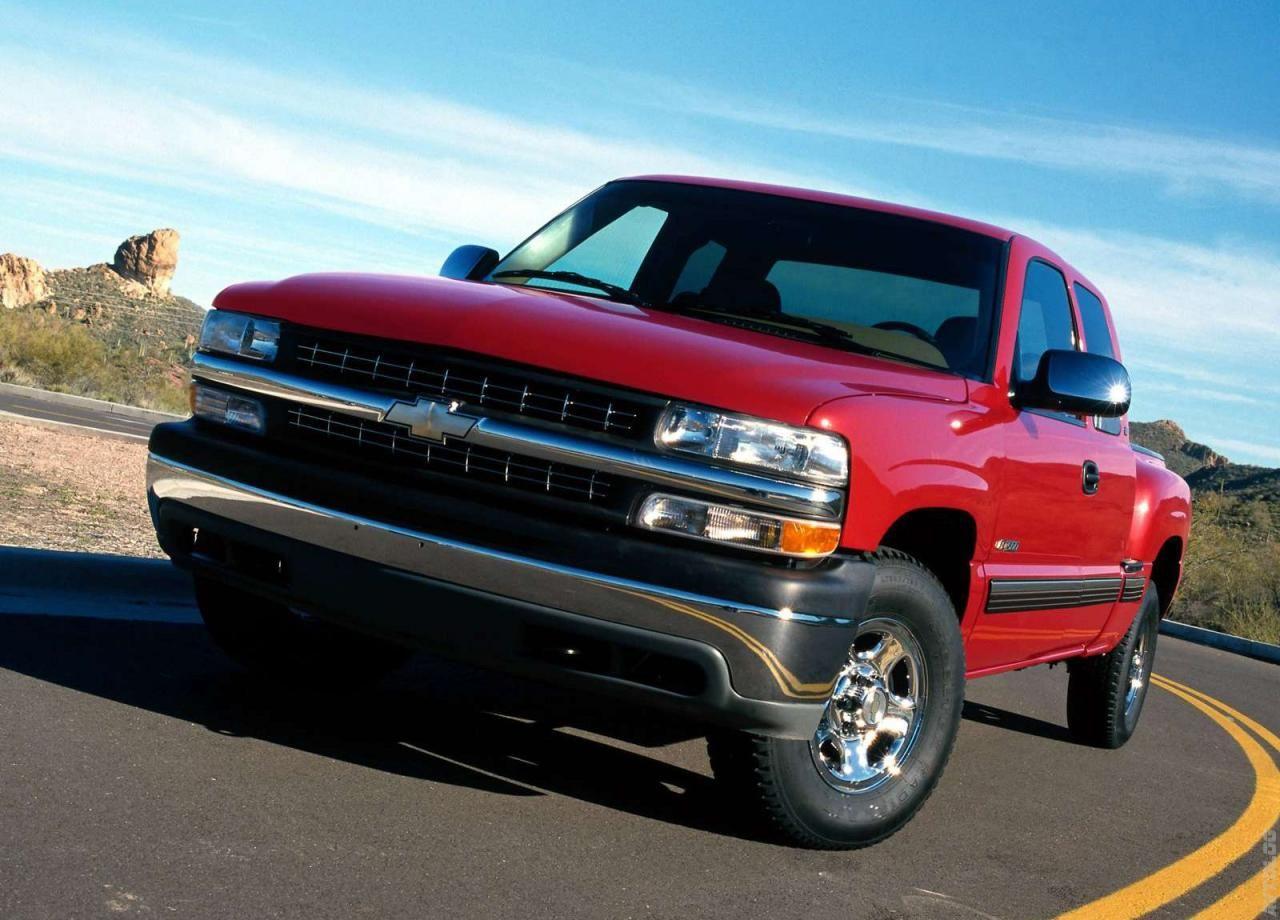 1999 Chevrolet Silverado Vehiculos 4x4 4x4 Vehiculos