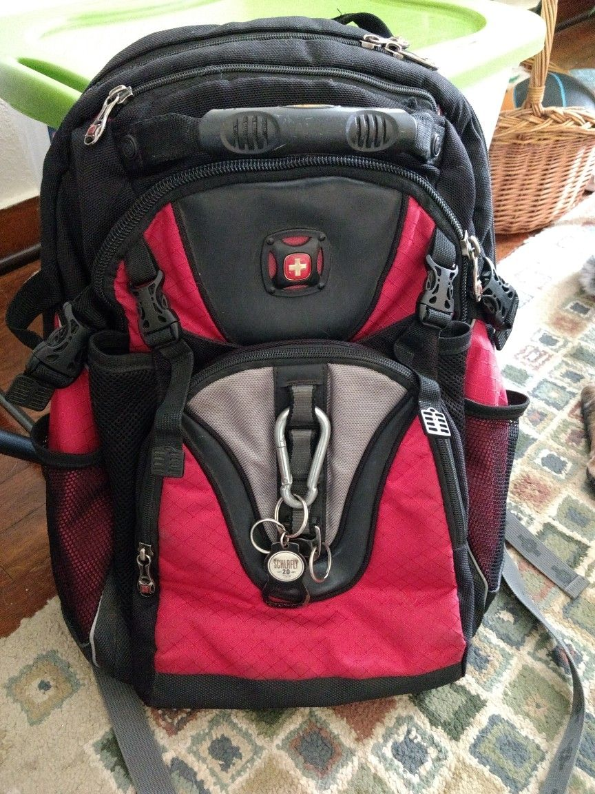 SwossGear by Wenger. Best damn computer backpack on the market and ...