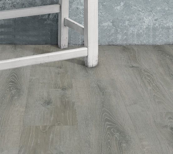 Omega Smoke Oak Silver | Godfrey Hirst Floors Vinyl