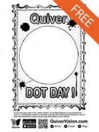 Quiver 3d Coloring App Dot Day Color Dots