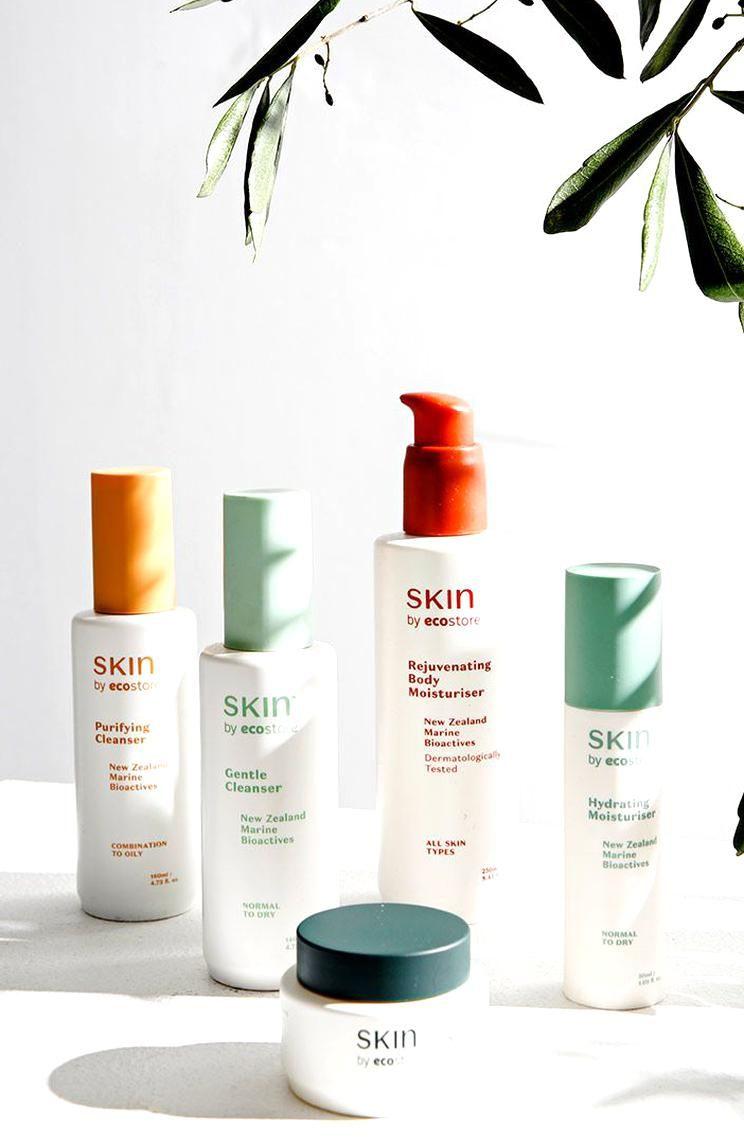 Skin By Ecostore In 2020 Natural Skin Care Natural Skin Skin Care
