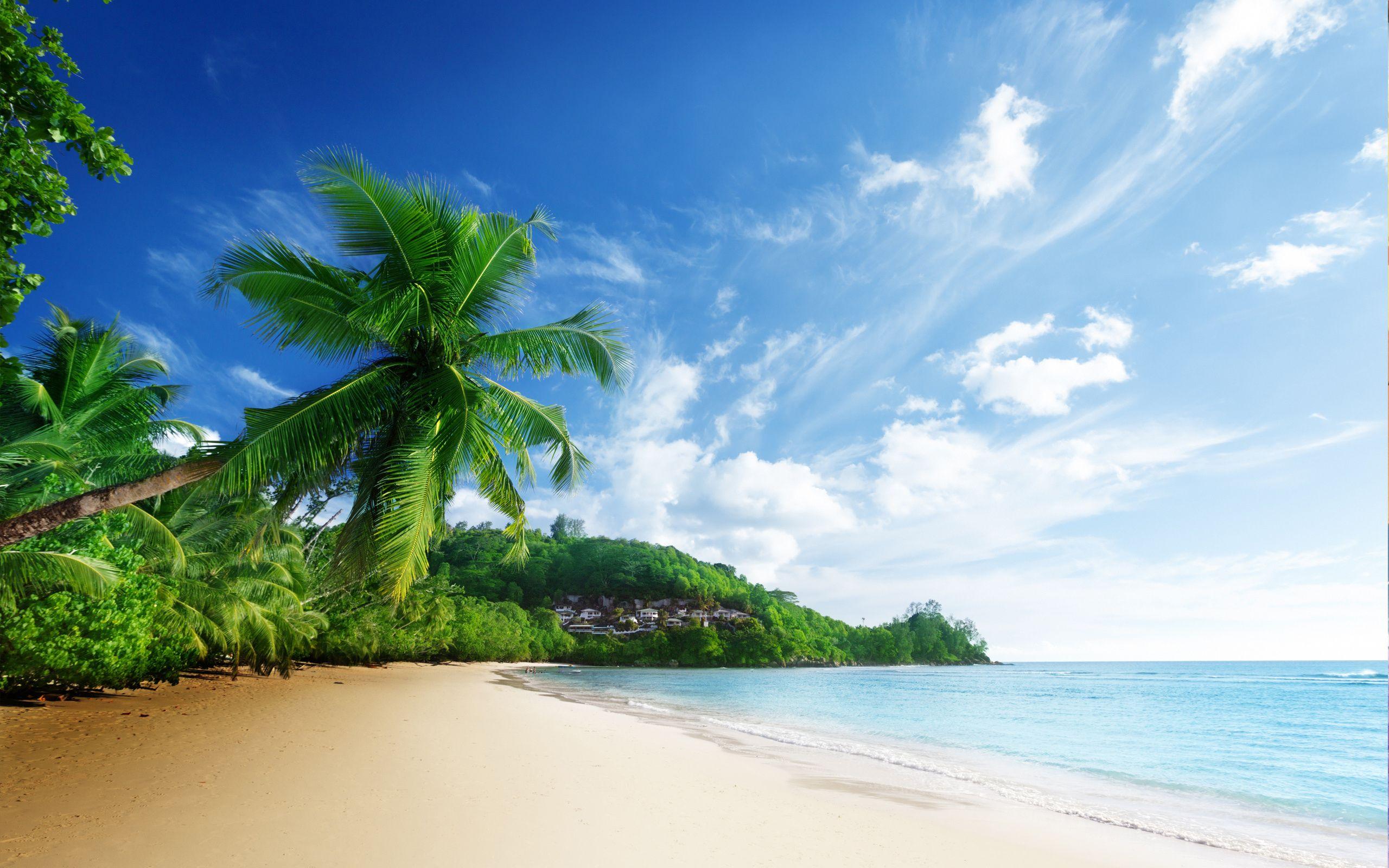 Fond d cran hd le paradisiaque fond d 39 cran hd gratuit http all - Image d ile paradisiaque ...