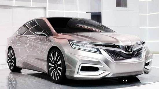 Honda Accord Concept 2018 >> 2018 Honda Accord Concept Newsautospeed Honda Honda Accord Dan