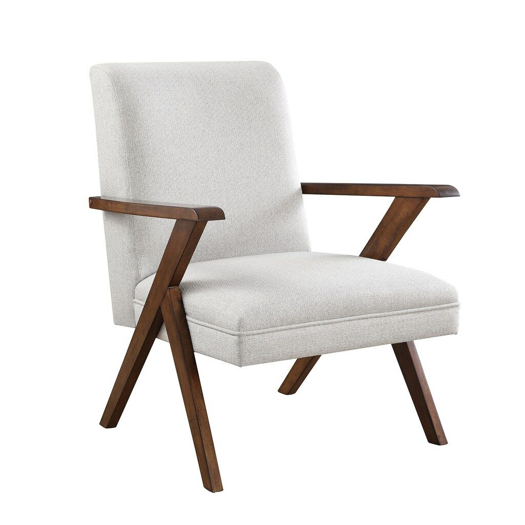 Scott Living Causal Grey Accent Chair: Scott Living Oasis Chatham Accent Chair, Grey