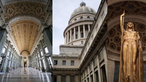 Images of El Capitolio