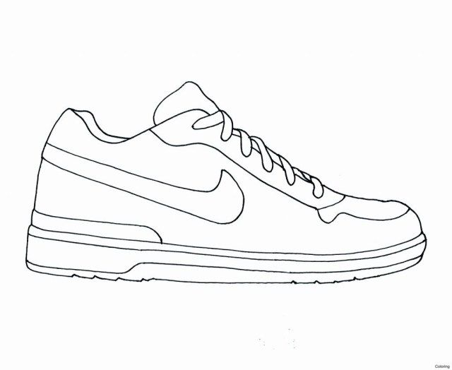 27 Creative Picture Of Shoes Coloring Pages Adult Coloring