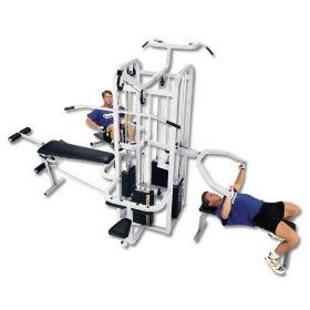 Champion Barbell Brute Force Multi Station At Home Gym Brute Force Multi