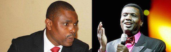 Adeboye: Buhari sacks Jim Obazee as FRN Executive Secretary appoints Daniel Asapokhai