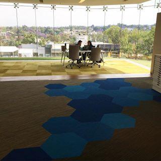 Shaw Contract Group Hexagon ContractHexagon TilesHexagonsSouth Africa CarpetsCommercial