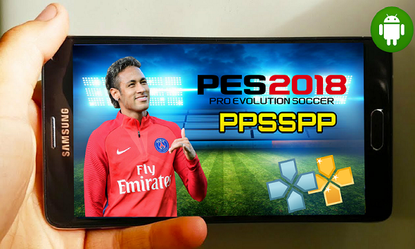 PES 2018 PPSSPP/PSP/PC/ANDROID Obb Data Download DOWNLOAD