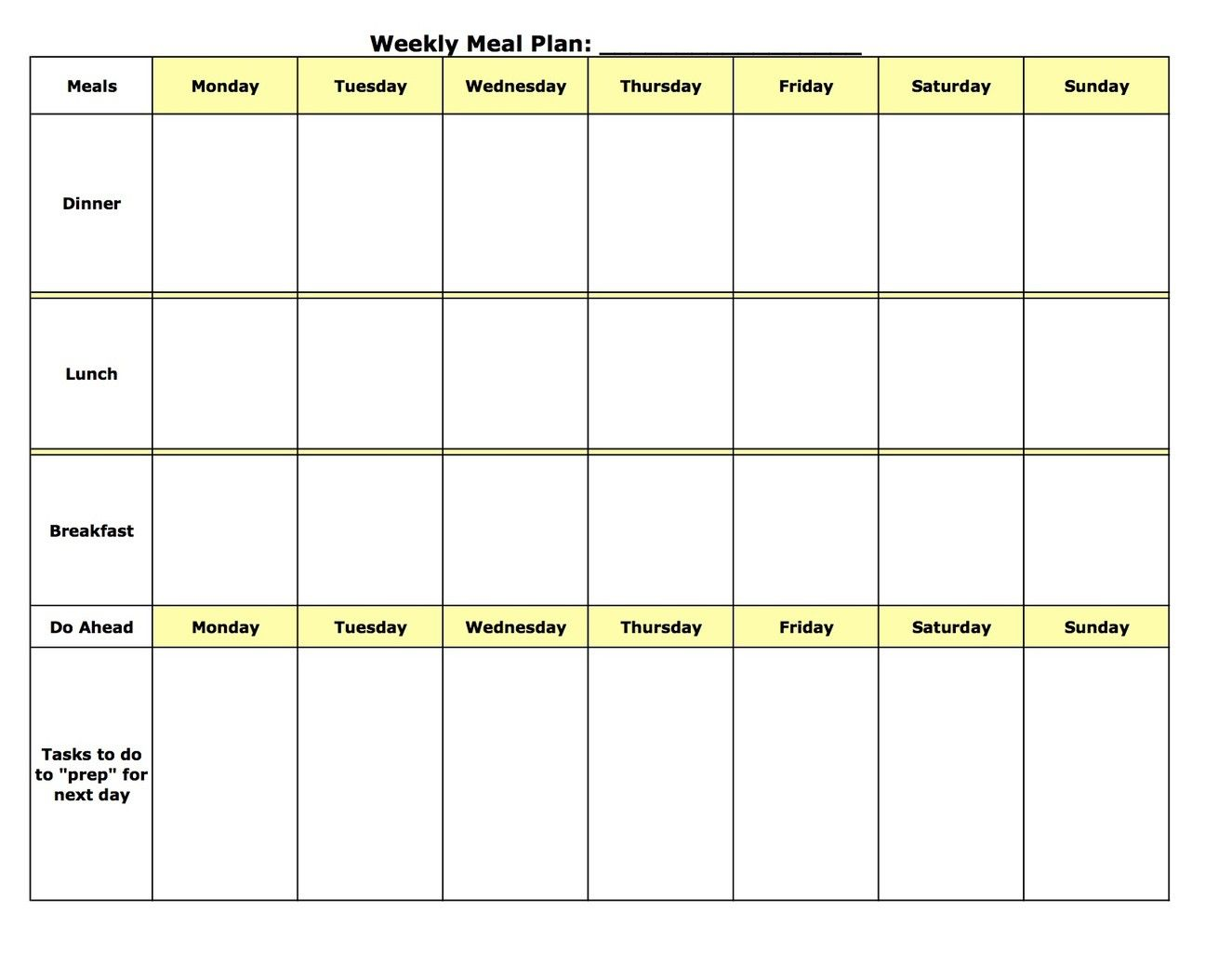 Meal Plan Encompasses Breakfast Lunch And Dinner In