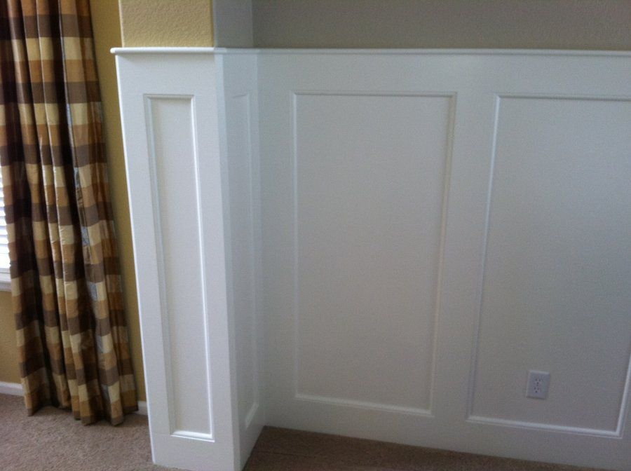 Pictures Of Dining Rooms With Wainscoting
