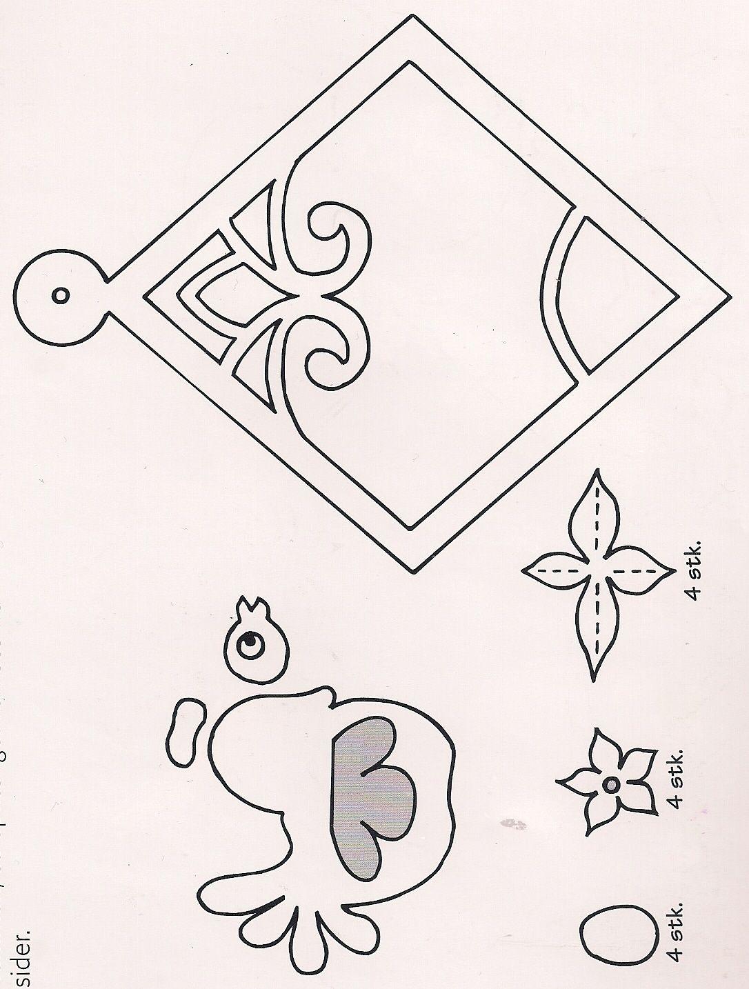 S Simple Snowflake Templates To Print