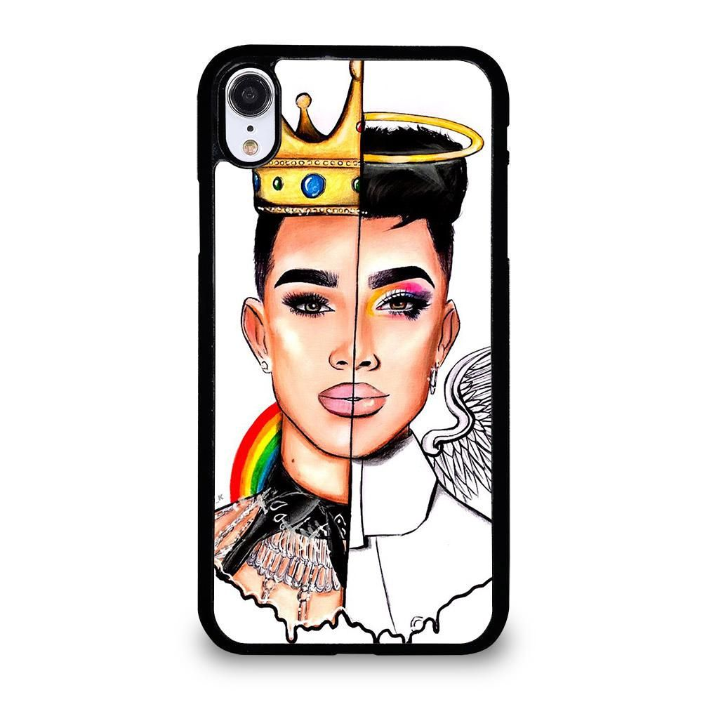 James charles king and angel iphone xr case