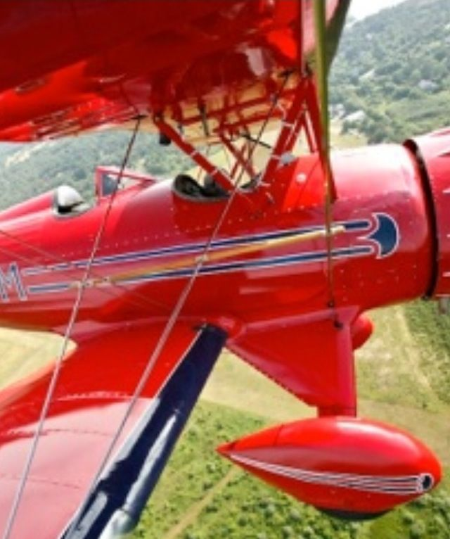 You can take a vintage biplane ride over the Cape.....best day ever!!!