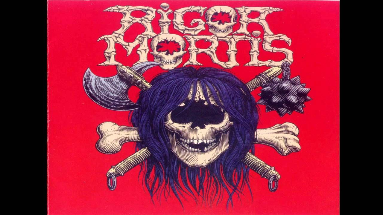 Pin by ლევ მასტეინი on Albums | Rigor mortis