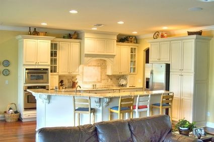 clean painting kitchen cabinets white | How to Clean White Cabinets | Unfinished kitchen cabinets ...