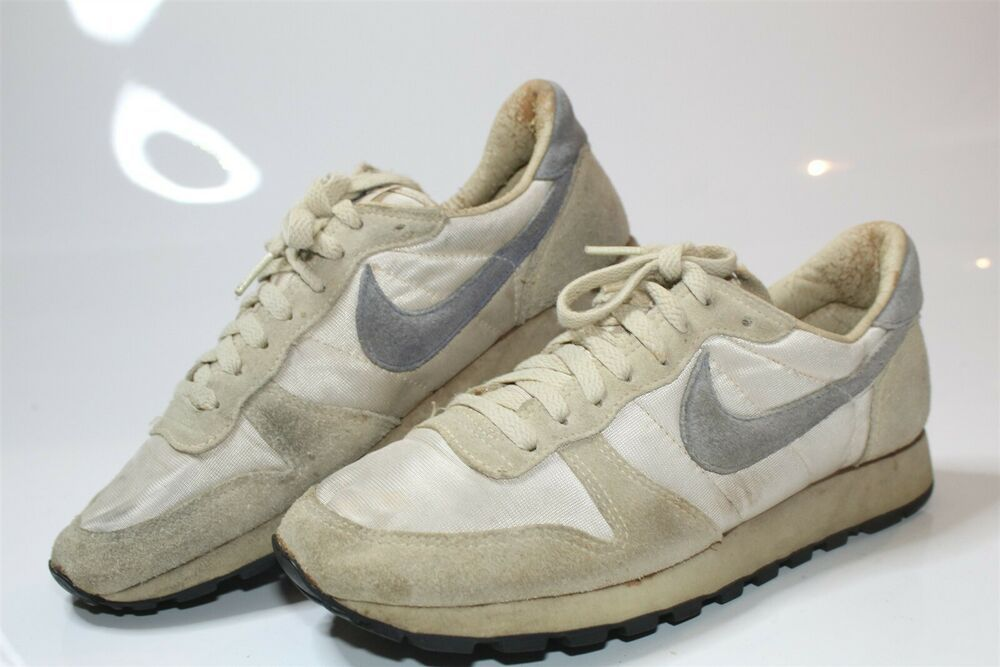 Nike Korea Made Vintage Mens 10 Suede Marathon Trainers Sneakers Running Shoes Fashion Clothing Shoes Accessories Mensshoes Athletics Nike Shoes Sneakers