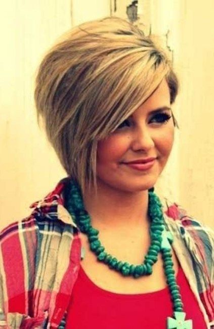 21 Adorable Asymmetrical Bob Hairstyles for 2016