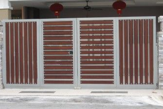Entrance Gate Designs For Home   Home Designs