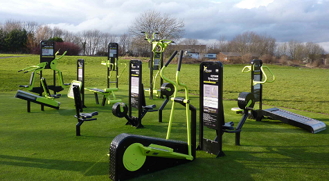 21 of the world's coolest gyms  outdoor gym outdoor