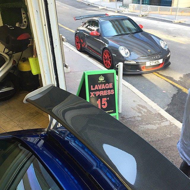€15 car wash in #Monaco ..bargain by sammooresphoto   Car ...