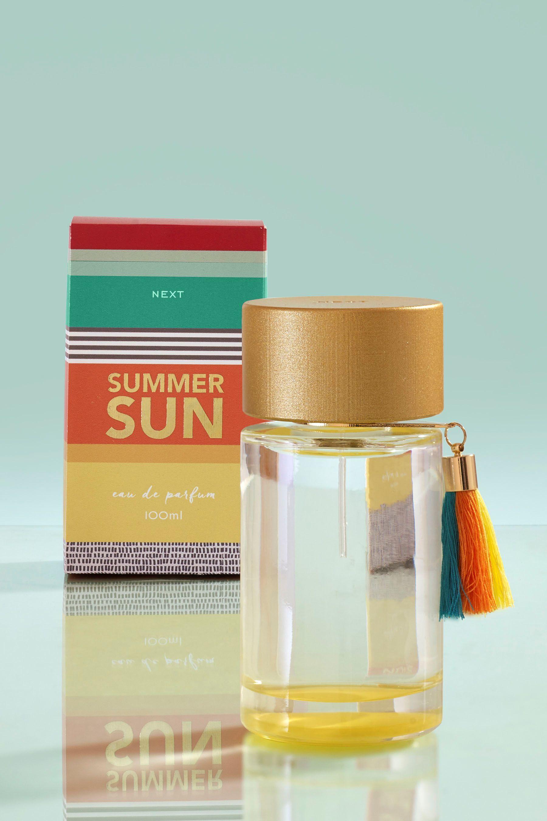 0a7f2375de7243 Womens Next Summer Sun 100ml Eau De Parfum - Yellow | Products ...