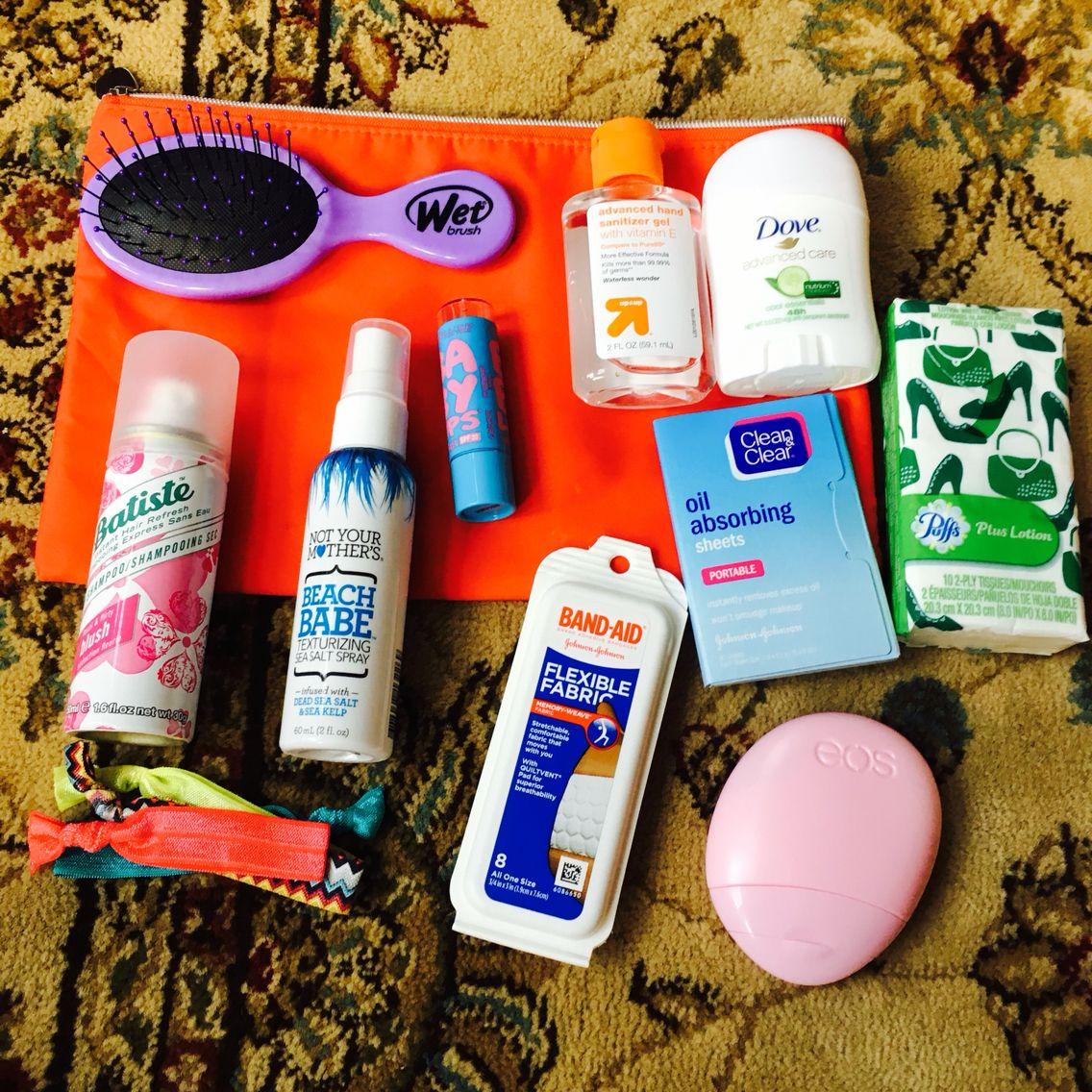 La Beauty Travel Kit Post By Mininekomtl Talks About X3clean