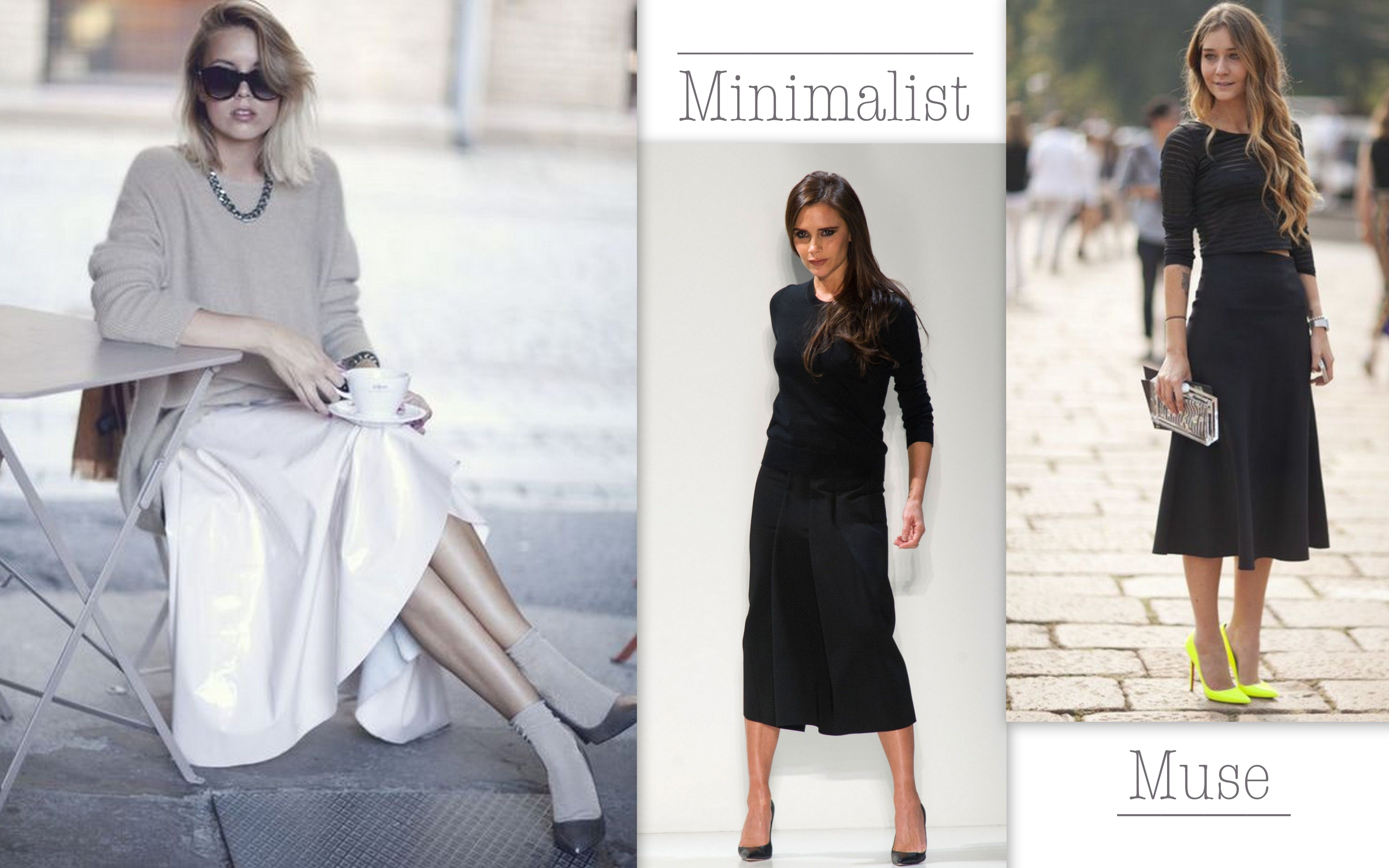 Styled to a Tea: FashioniSTA blog does Minimalist