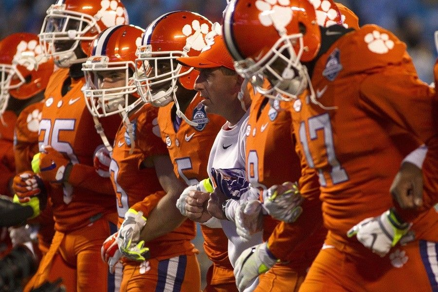 College Football Bowl Game Preview Orange