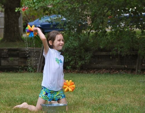 Divertidos Juegos De Agua Para Cumpleanos Infantiles Juegos Para
