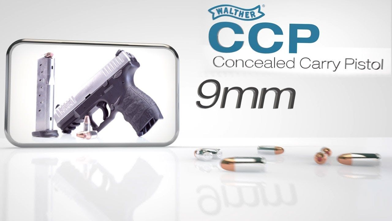 Walther Arms - CCP Concealed Carry Pistol