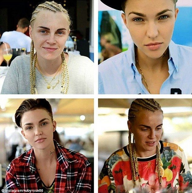 Ruby Rose Set To Star In Orange Is The New Black Orange Is The New
