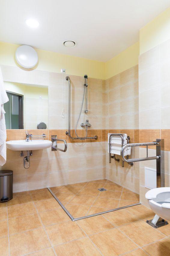Barrierefreies Badezimmer planen - Tipps und Ideen zum Umbau - badezimmer umbau ideen