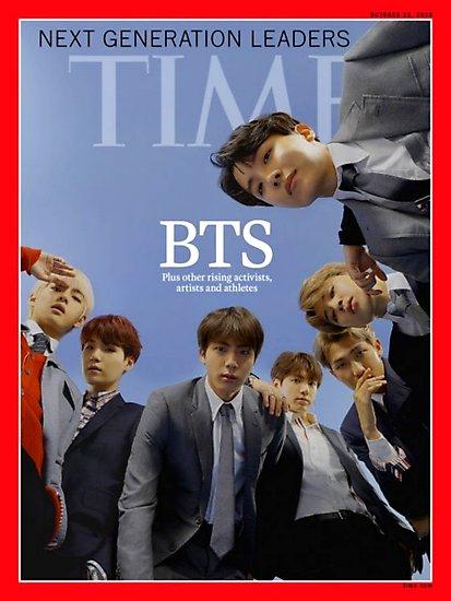 Time Bts Photographic Print By Jelyss Bts Bangtan Boy Time Magazine Bts Boys