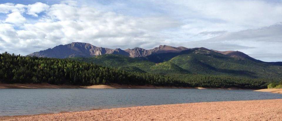 Crystal Reservoir, Pikes Peak Colorado