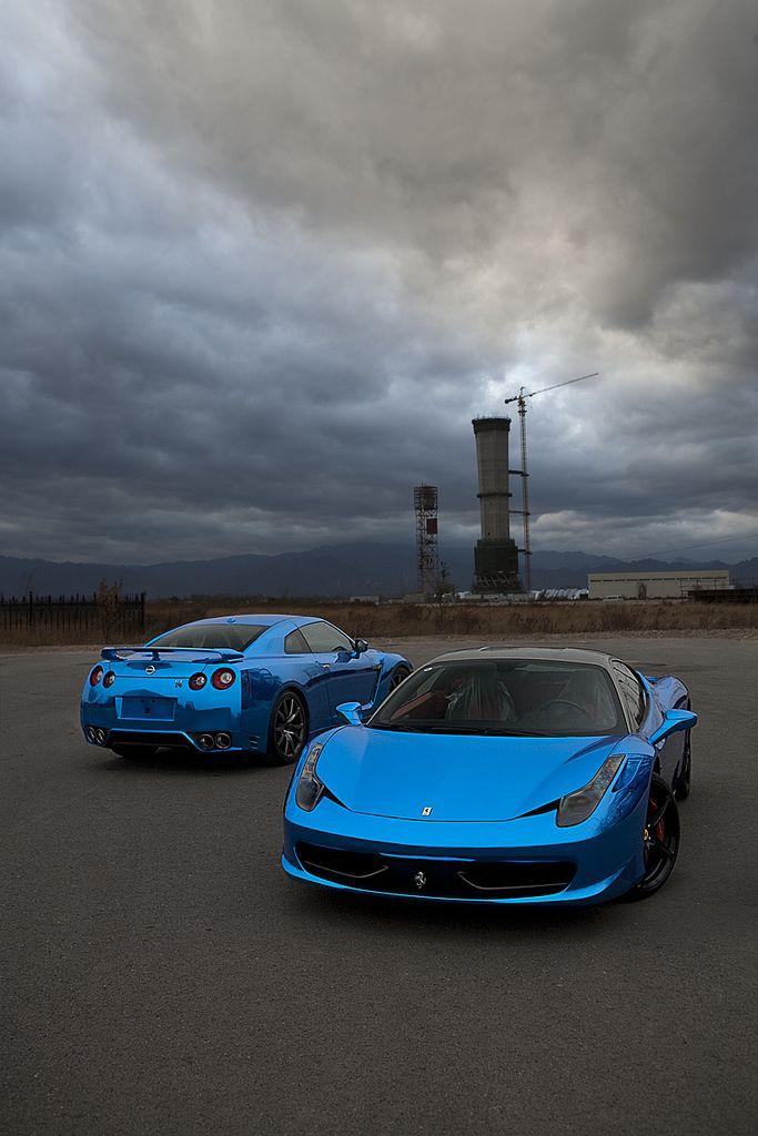 Ferrari R