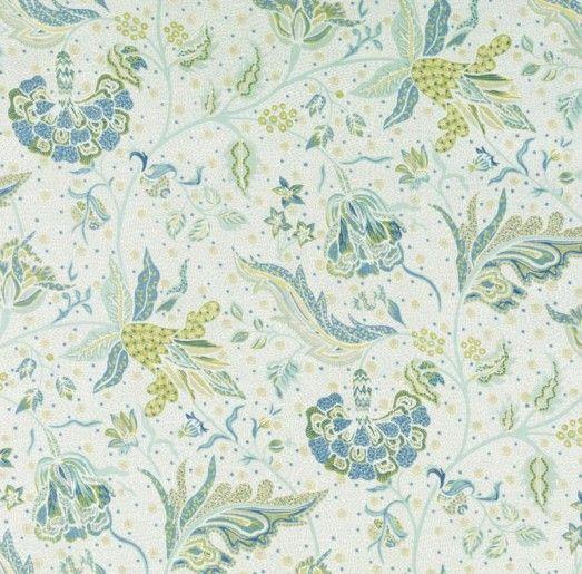 Tilton Fenwick » Gibbie Gibbie Lemon  Pattern #: 21086-269  Book #: 2937/2936-Tilton Fenwick Prints/Cactus, Ochre Tilton Fenwick Collection for Duralee