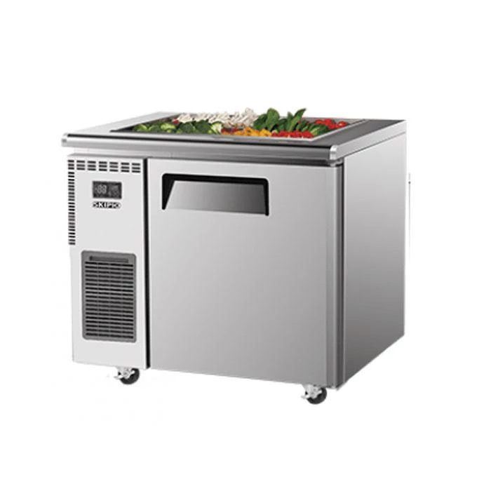 Skipio 213l Salad Side Prep Table Ssr9 1 In 2020 Commercial