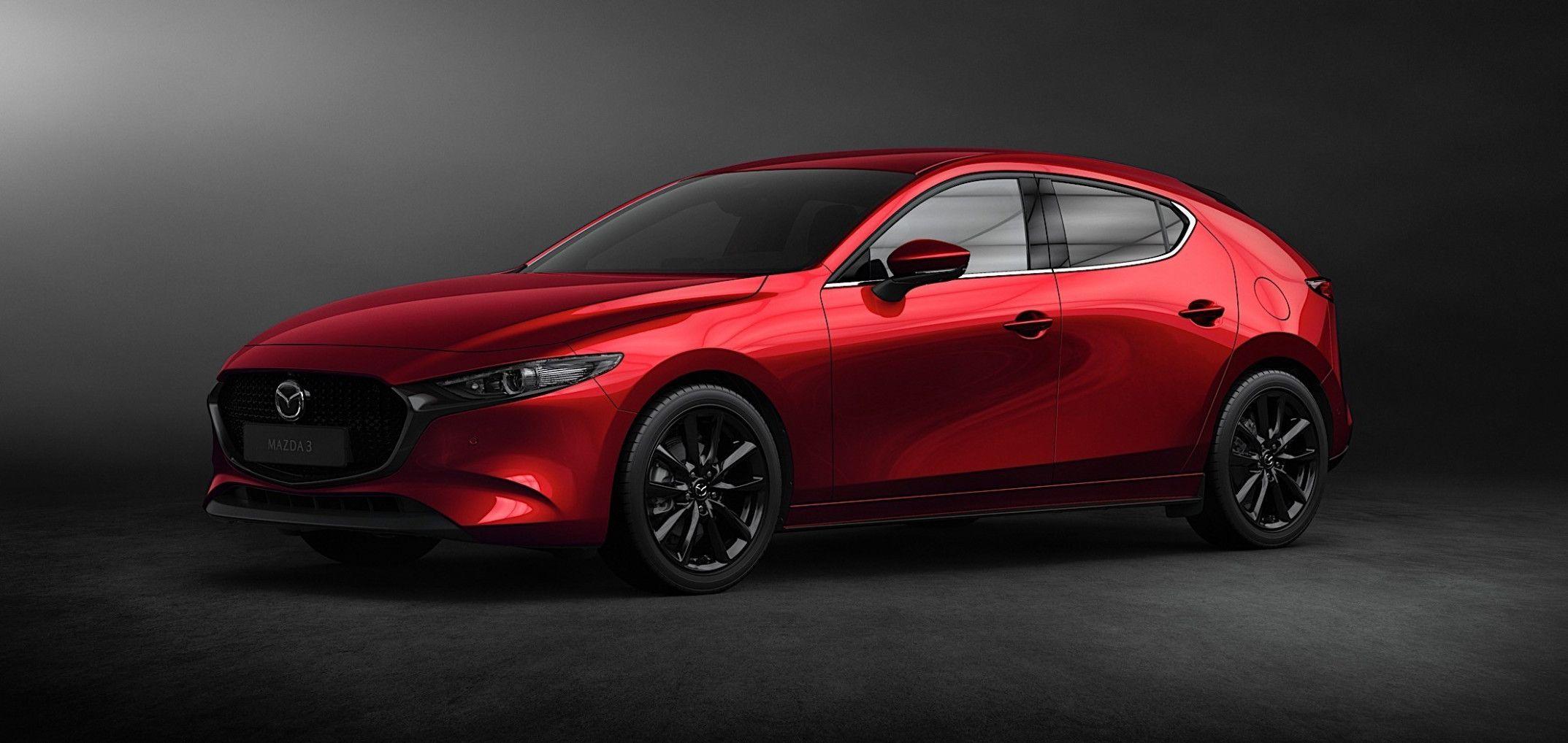 2020 Mazda Mazda3 Engine