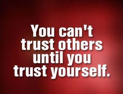 Good Self Belief